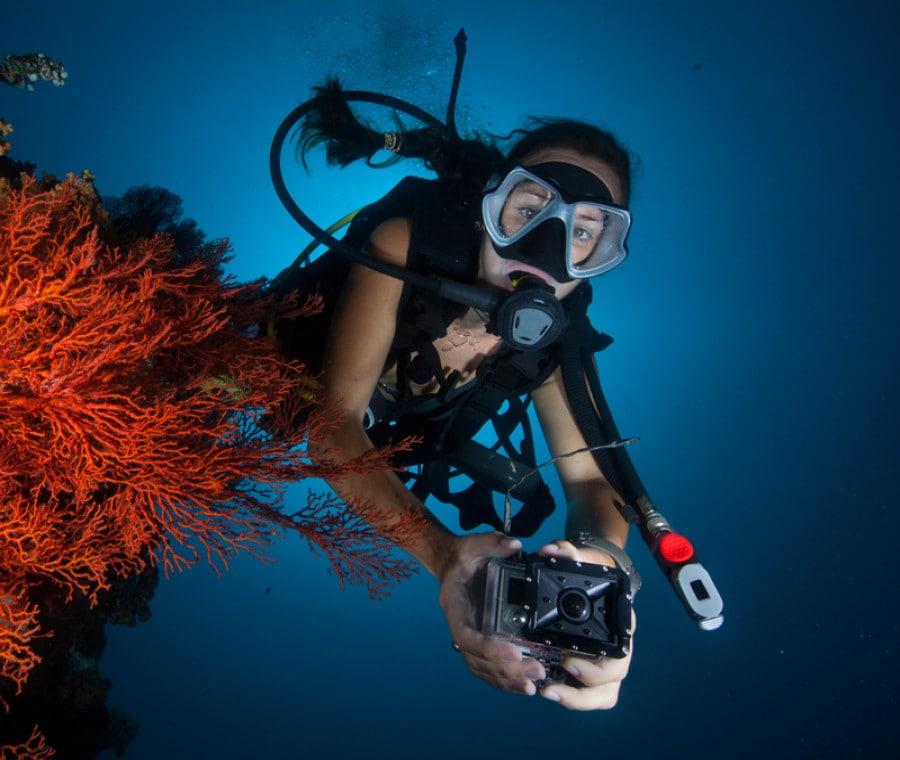 Fotocamera Subacquea 2021 Migliore: le 5 più performanti