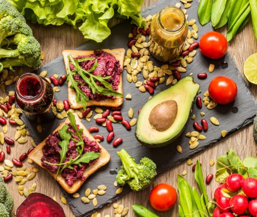 Esempio Dieta Vegana