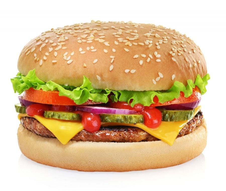 Hamburger: Proprietà Nutrizionali