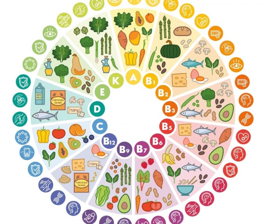 Vitamine: Cosa Sono, Funzioni e Classificazione
