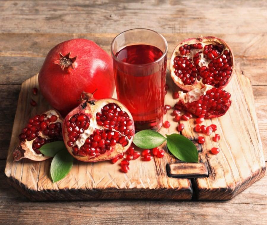 Succo di Melograno Benefici e Nutrizione