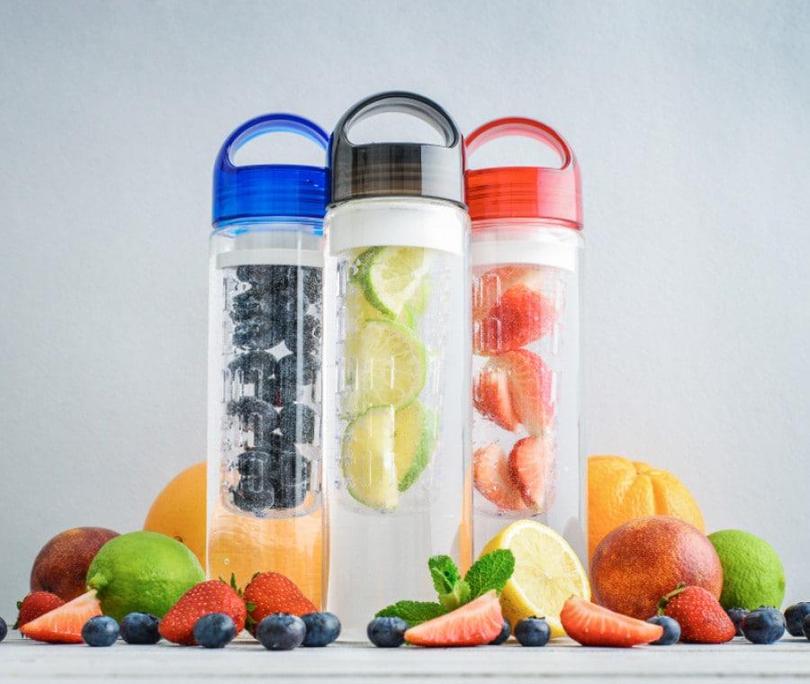 Bottiglie con Infusore: le 5 più comode e pratiche