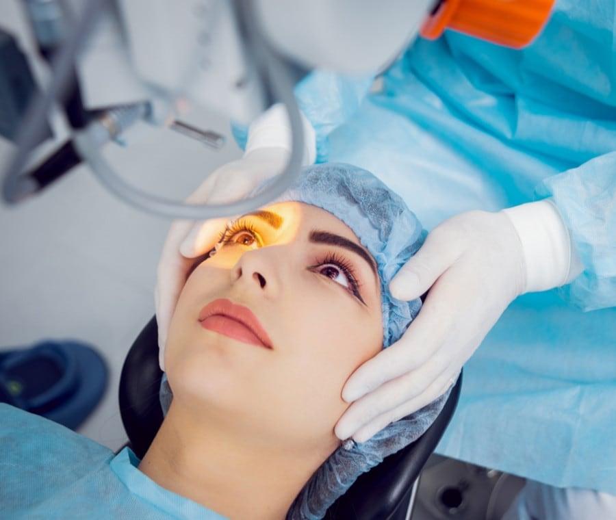 Chirurgia Refrattiva: PRK e LASIK