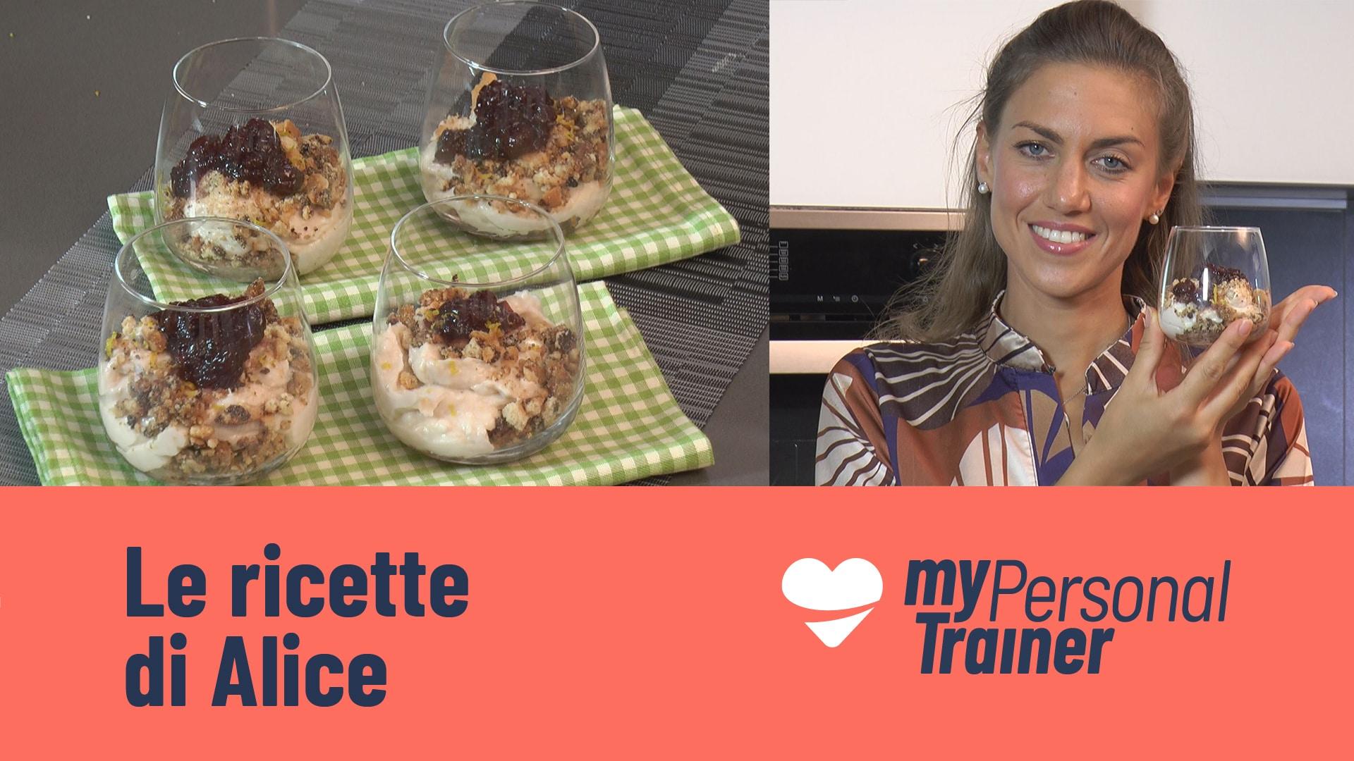 Foto Dolce Cremoso con Legumi – Dessert con Crema Dolce di Fagioli