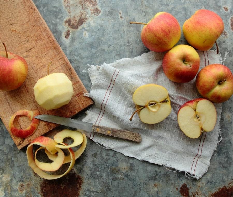 Frutta: con o senza buccia?