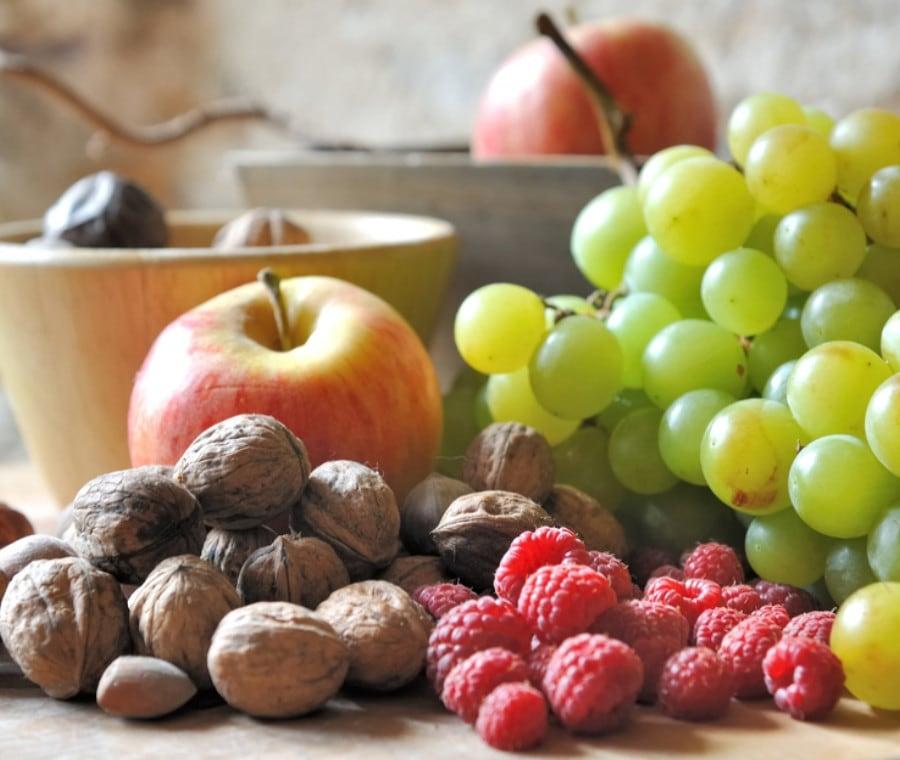 Frutta Fresca e Frutta Secca: Proprietà Nutrizionali