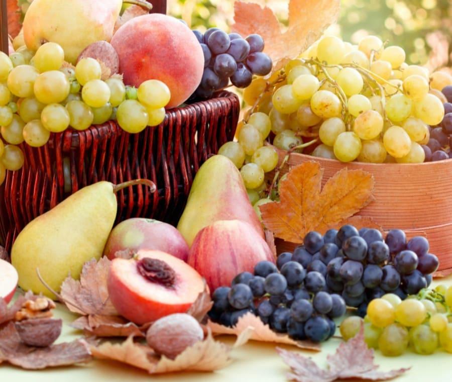 Frutta: Stagionalità e Conservazione della Frutta