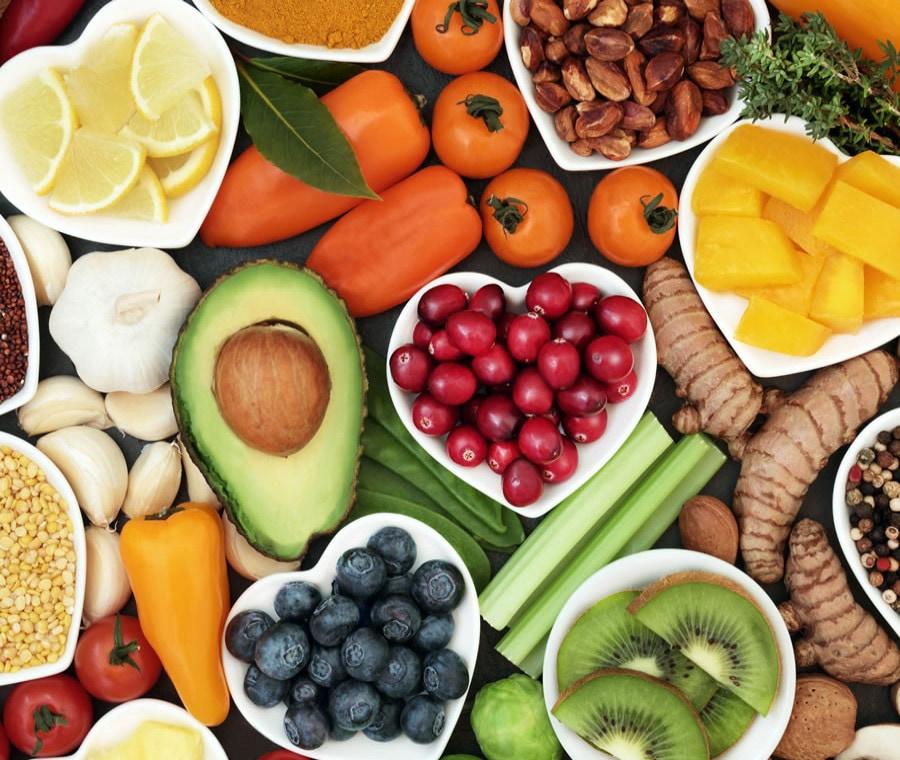Gli antiossidanti naturali