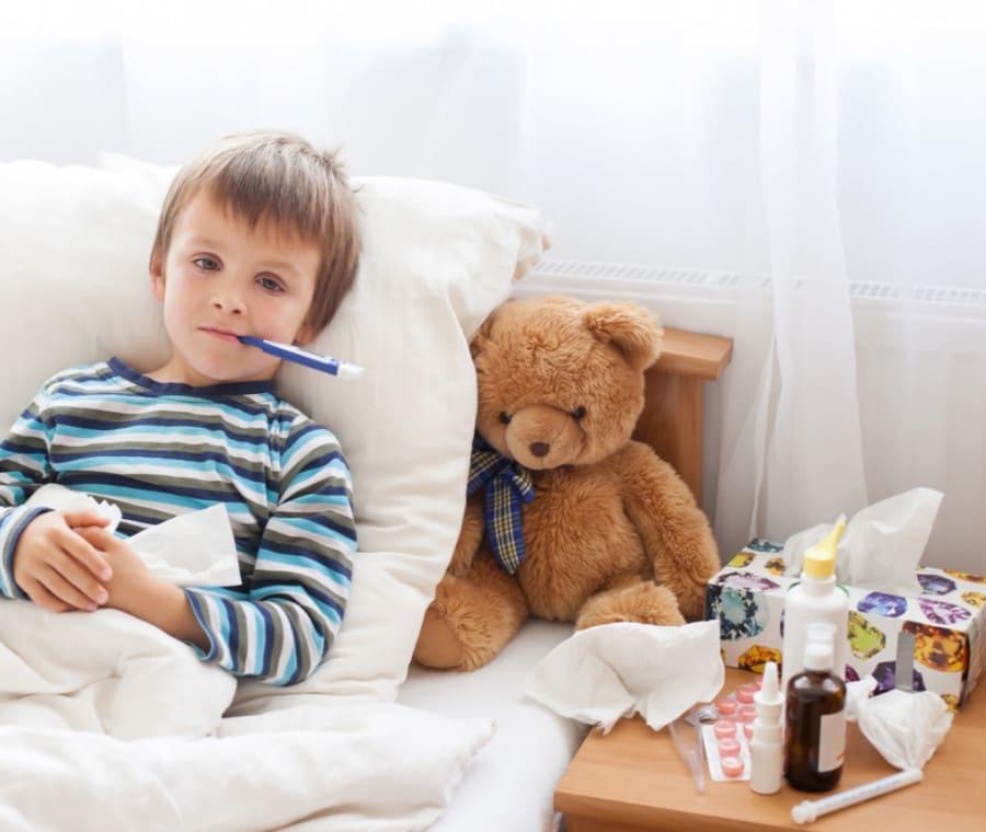 Farmaci per il Trattamento della Febbre nel Bambino