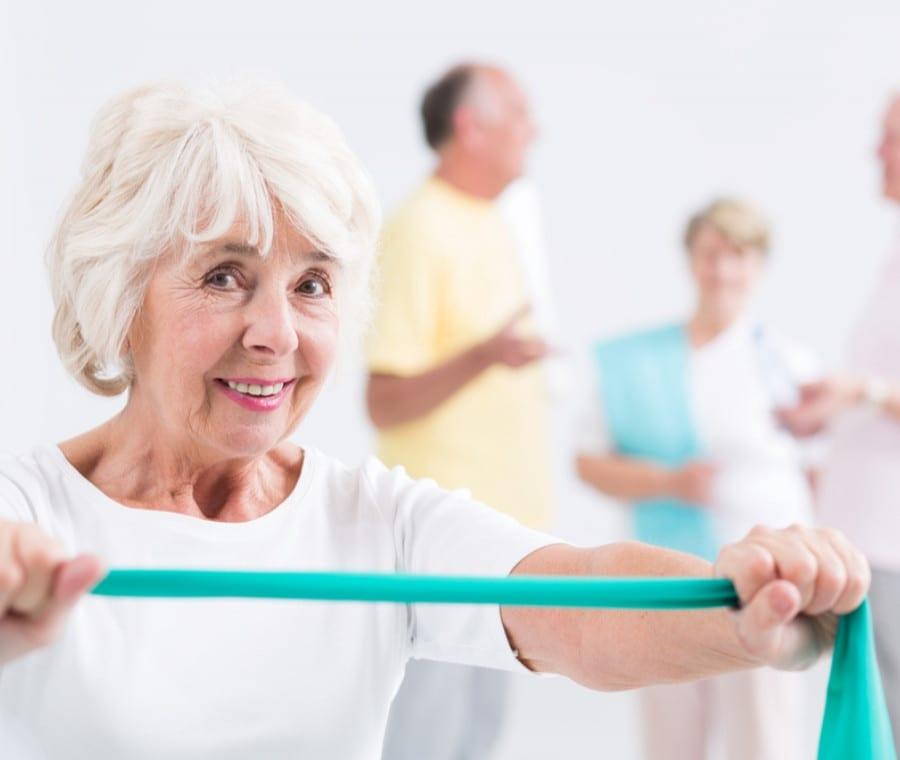 Sarcopenia: Attività Fisica ed Esercizi