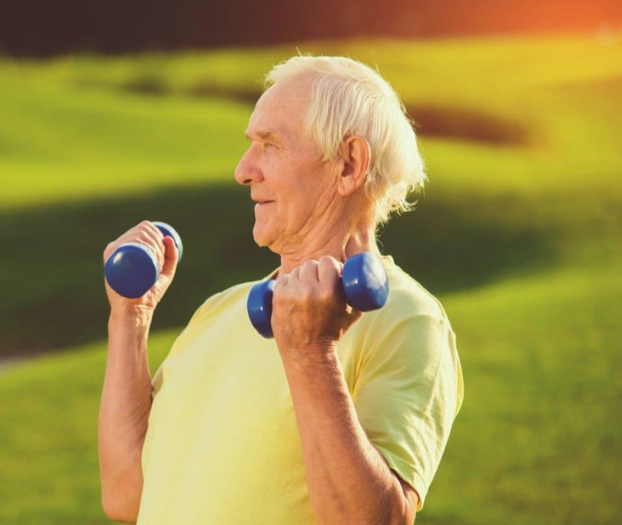 Sarcopenia: come contrastare la perdita di massa muscolare