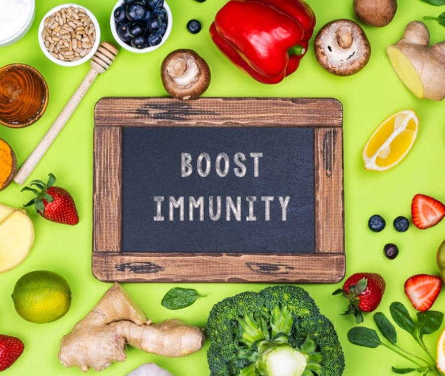 Immunonutrizione: Ruolo di Micronutrienti e Adattogeni Naturali