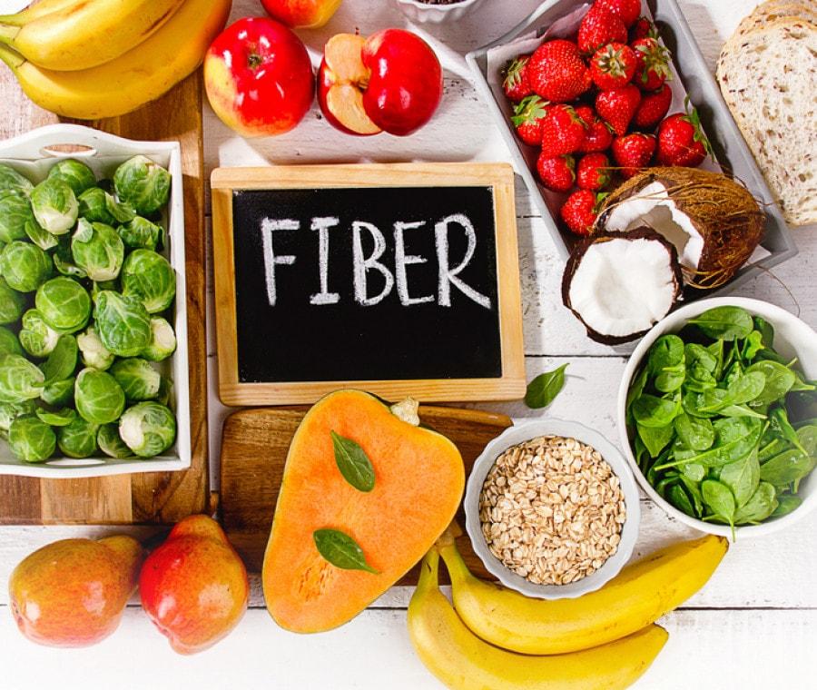 I cibi ricchi di fibre che aiutano a perdere peso