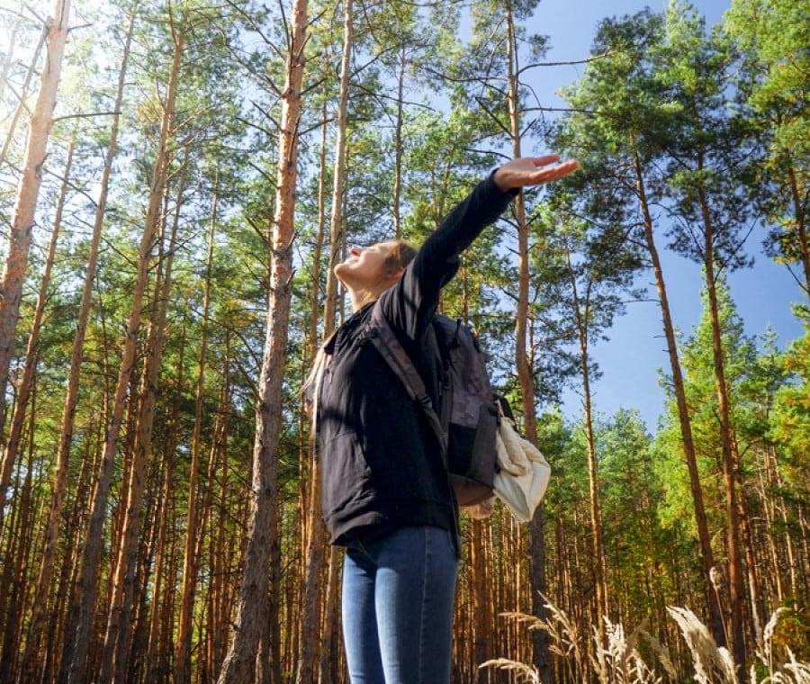 Adventure therapy in mezzo alla Natura: cos'è e benefici