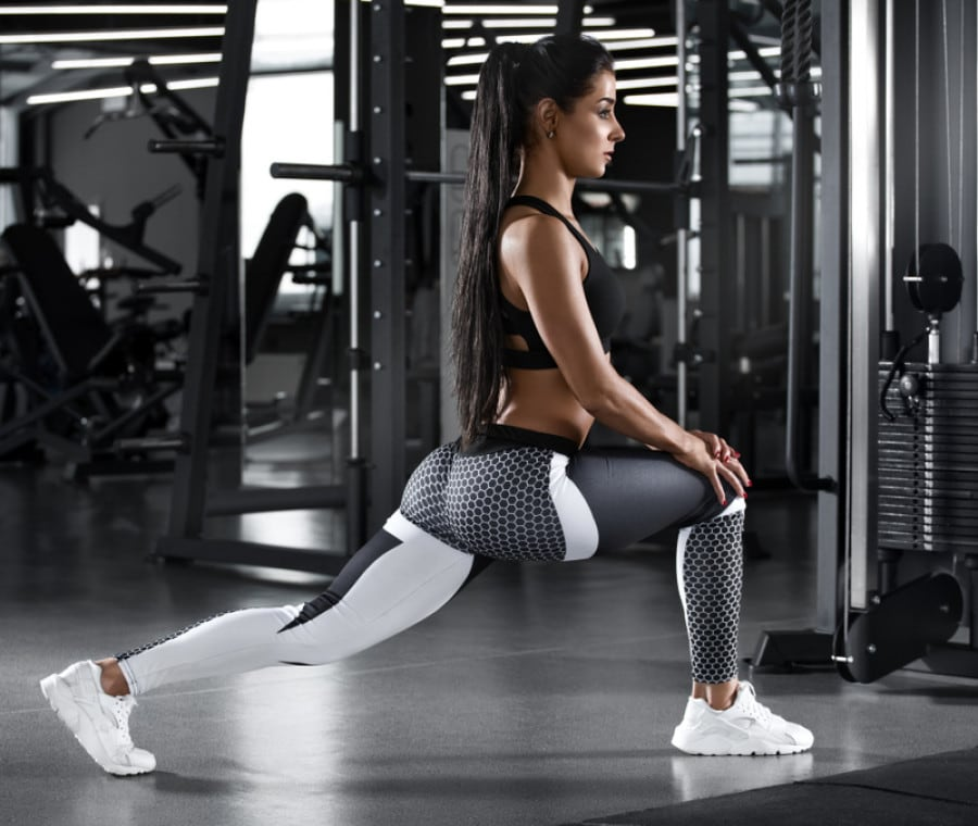 Squat o affondi, quale esercizio allena meglio i muscoli delle gambe?