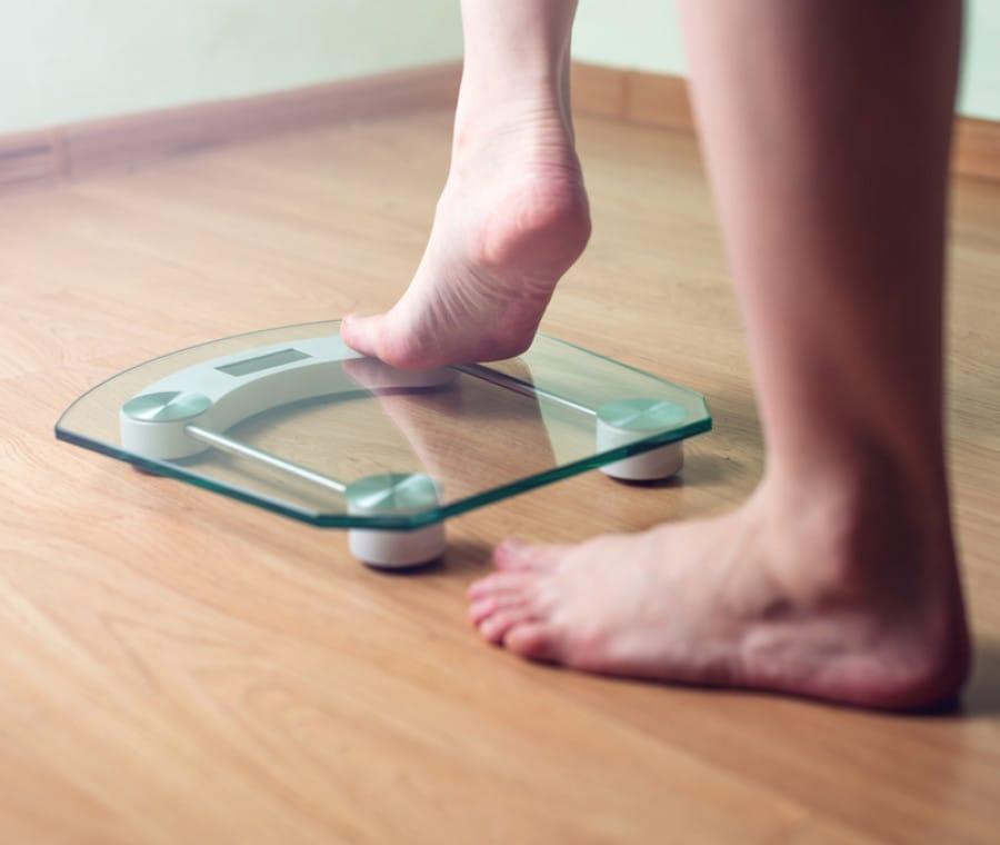 La perdita di peso non è influenzata dall'età: lo studio