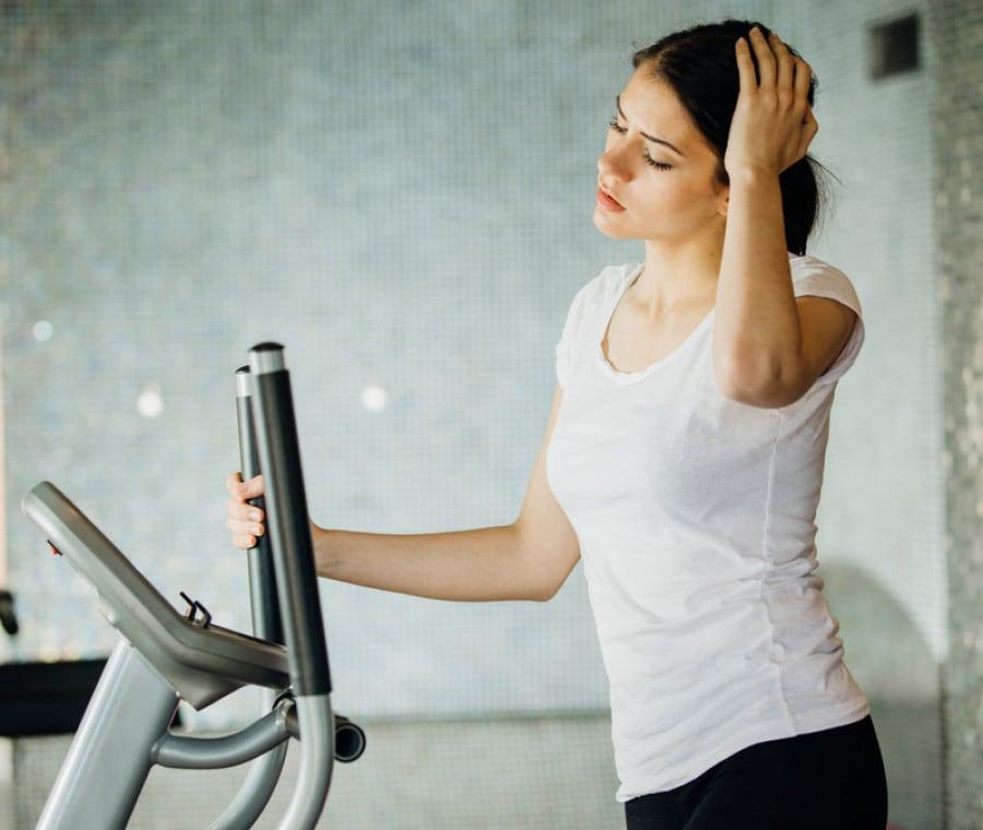 Sforzo eccessivo: quando allenarsi troppo fa male?