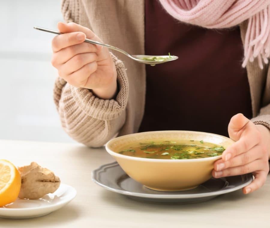 Alimentazione e Fitoterapia contro l'Influenza