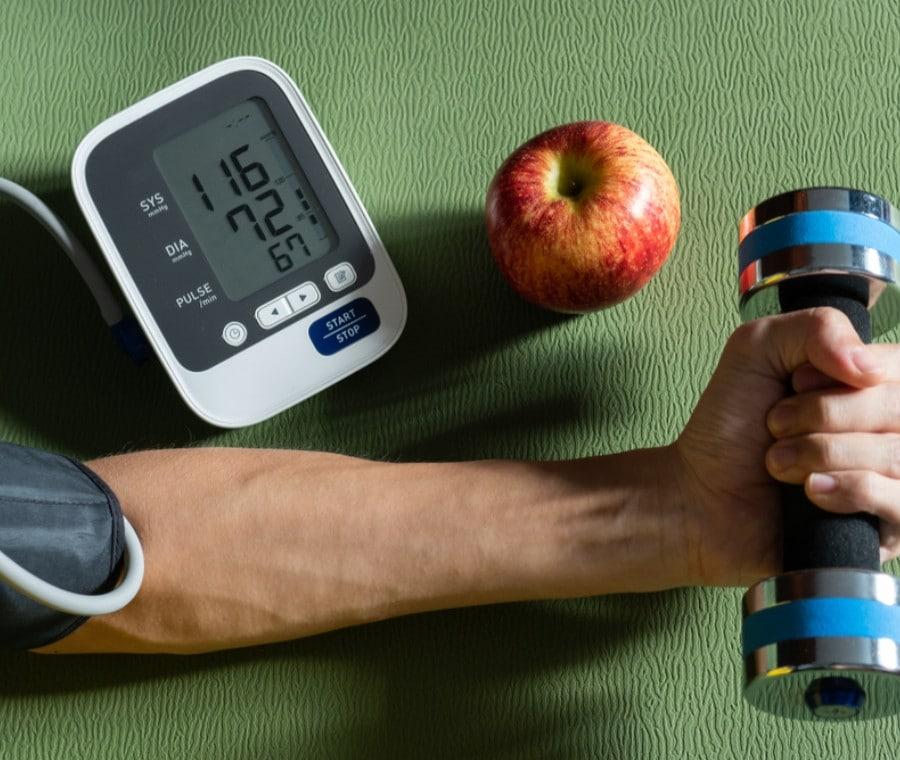 Ipertensione: Sport e Bodybuilding