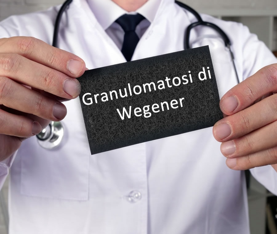 Granulomatosi di Wegener - Granulomatosi con Poliangioite