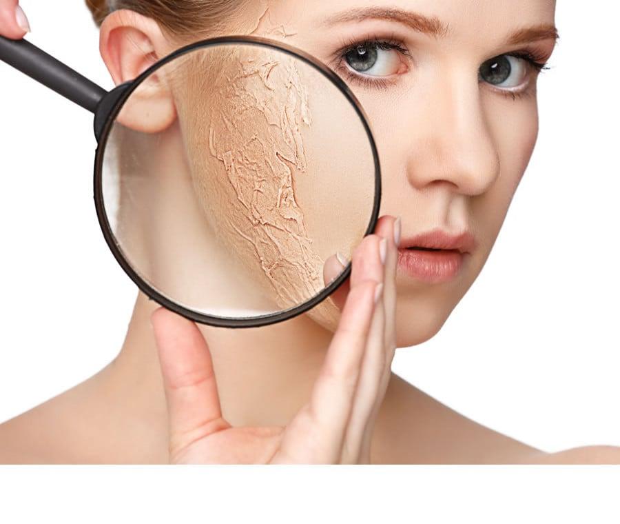 Pelle Secca: Trattamento Cosmetico