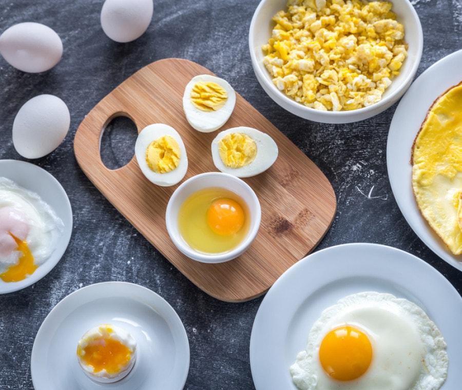 Come è meglio cucinare le uova?
