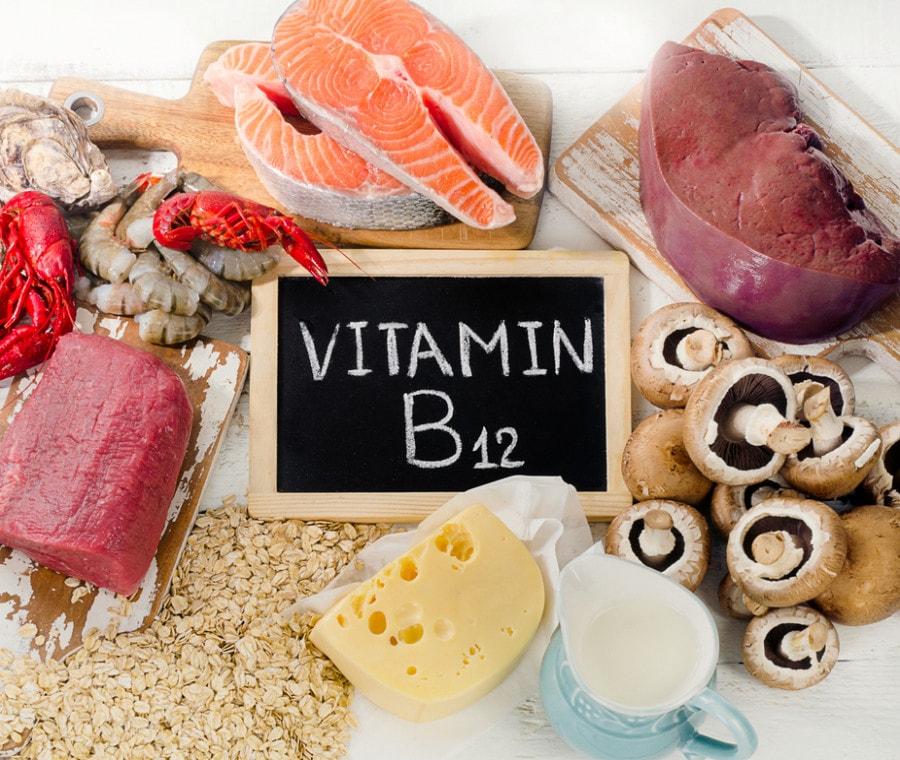 Carenza di vitamina B12: sintomi e rimedi