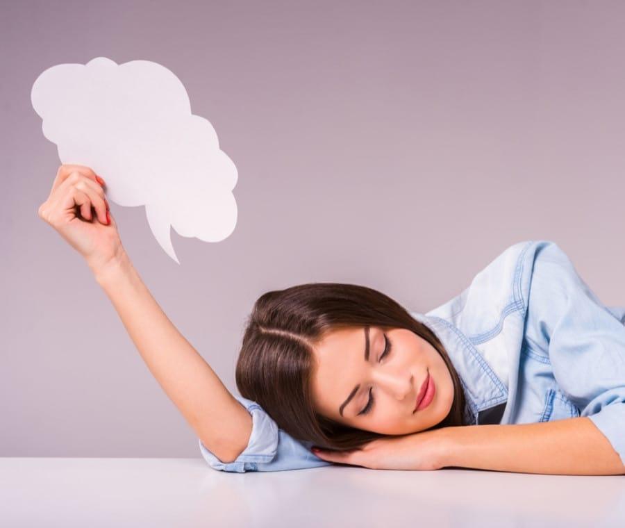 Sonniloquio - Parlare nel Sonno