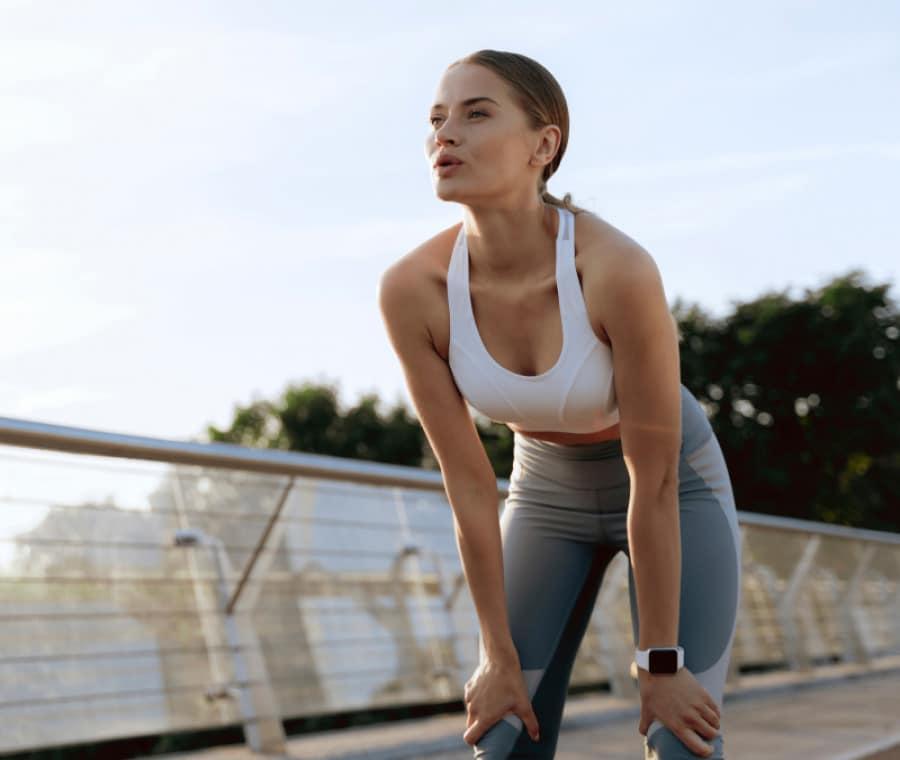 Come respirare meglio quando si corre