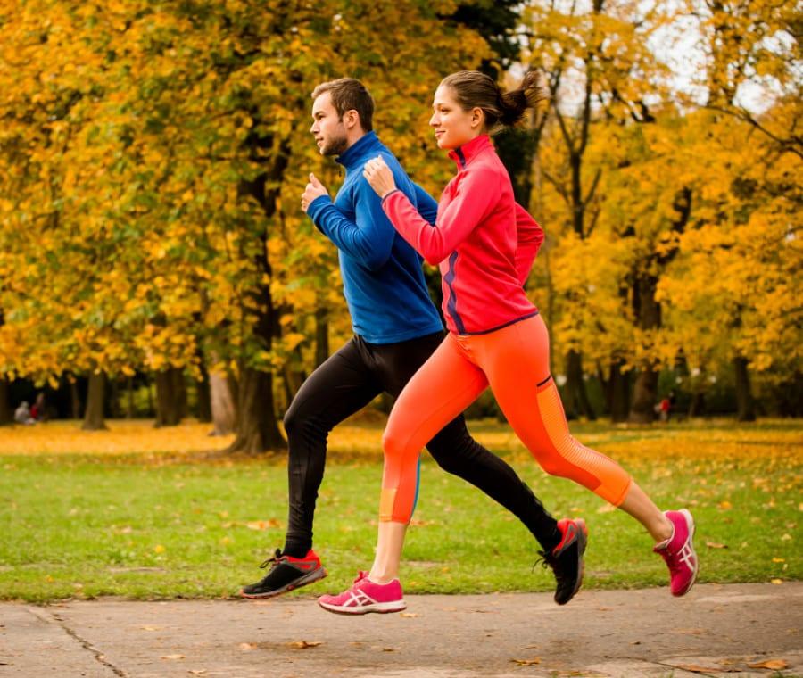 La corsa aiuta a perdere peso?