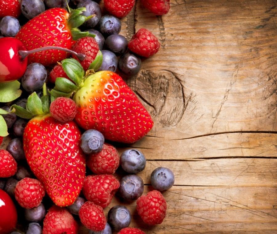 Frutti di Bosco: Quali Sono e Proprietà Nutrizionali