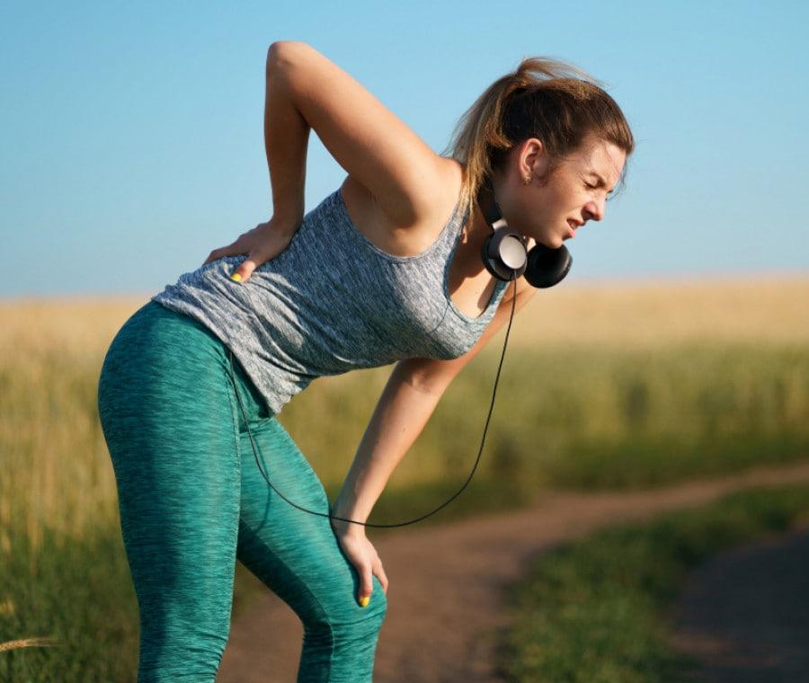Gli errori di fitness che possono causare mal di schiena