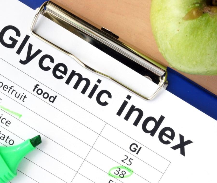 Valori indice glicemico