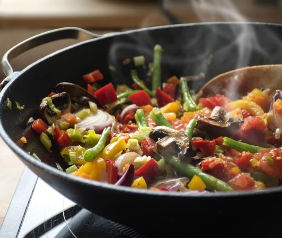 Perdita di Vitamine e Minerali con la Cottura