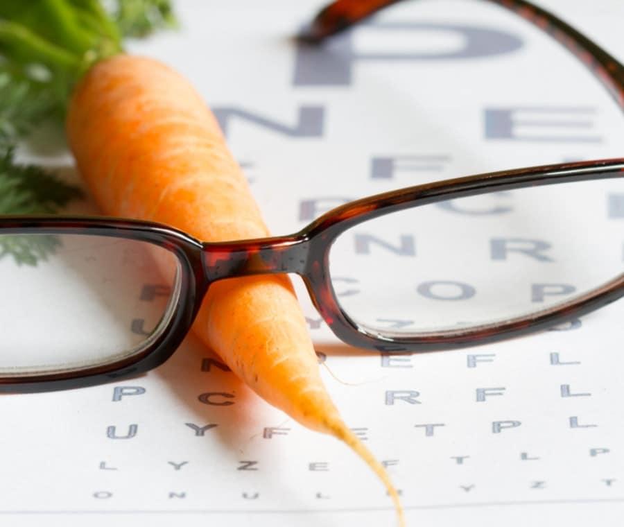 Vitamine e Salute degli Occhi