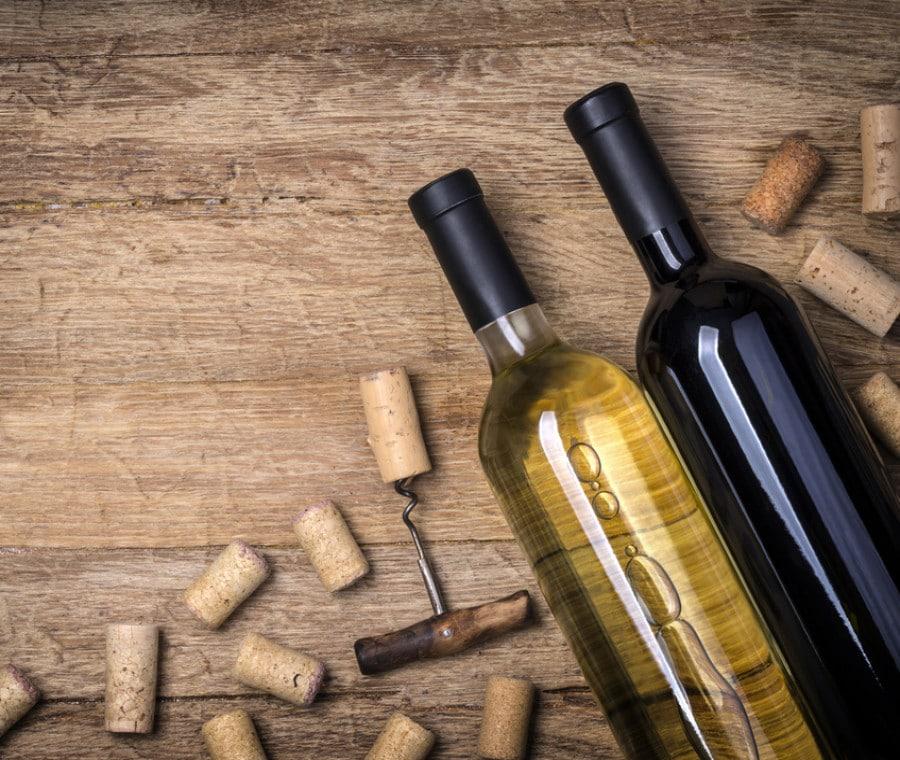 Vino rosso e vino bianco: qual è meglio?