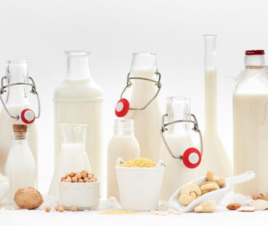 Latte e bevande vegetali a confronto
