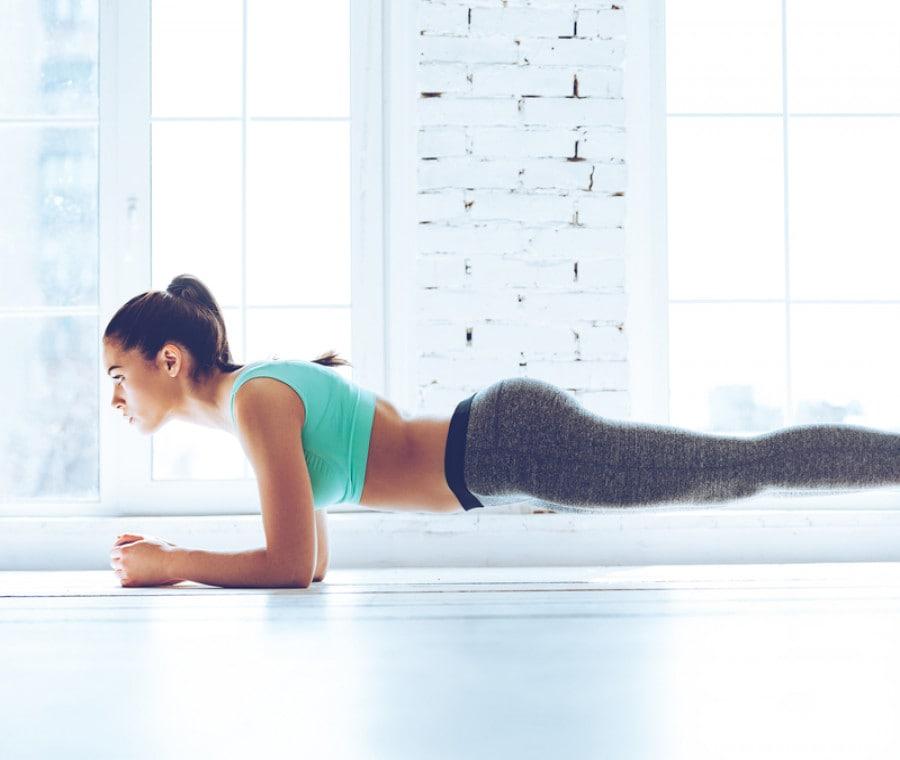 Plank o Crunch: quale è meglio per allenare il core?