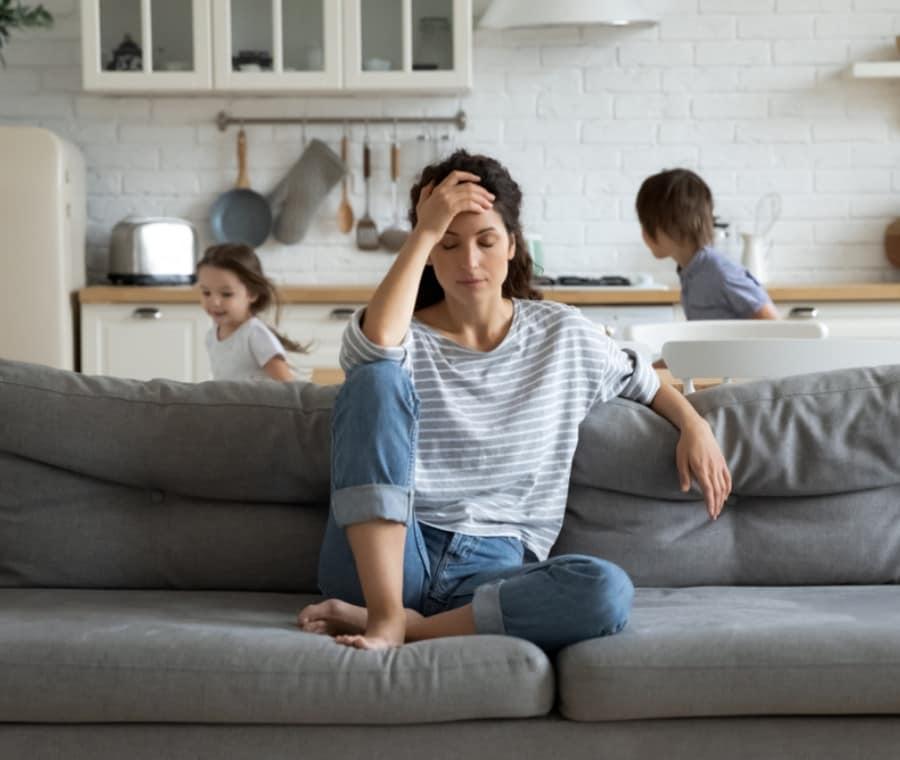 5 Fasi del Distress Cronico