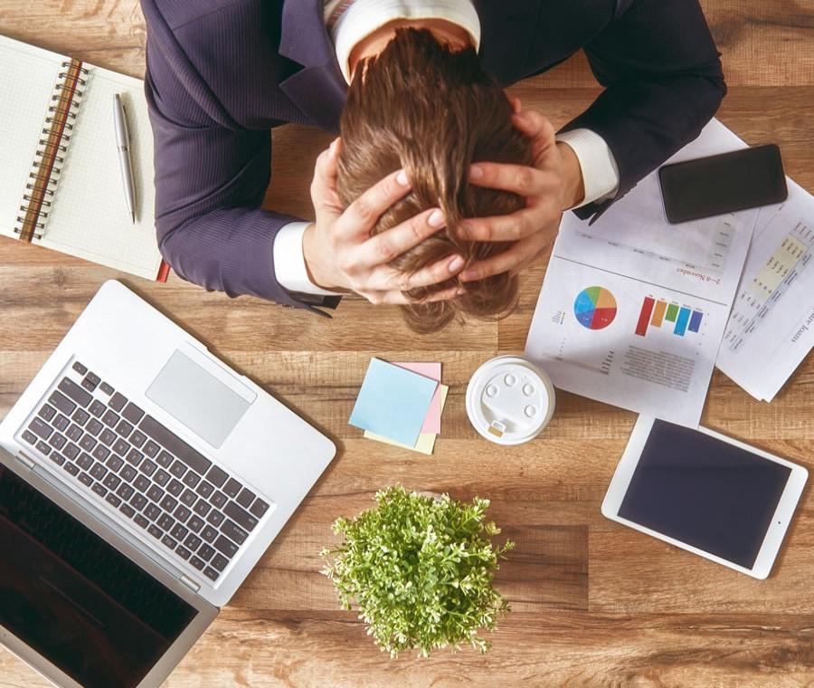 Il Lavoro, che Stress!