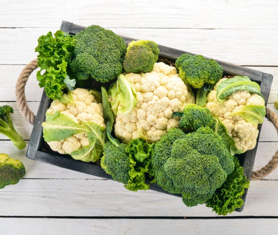 Meglio broccoli o cavolfiori?