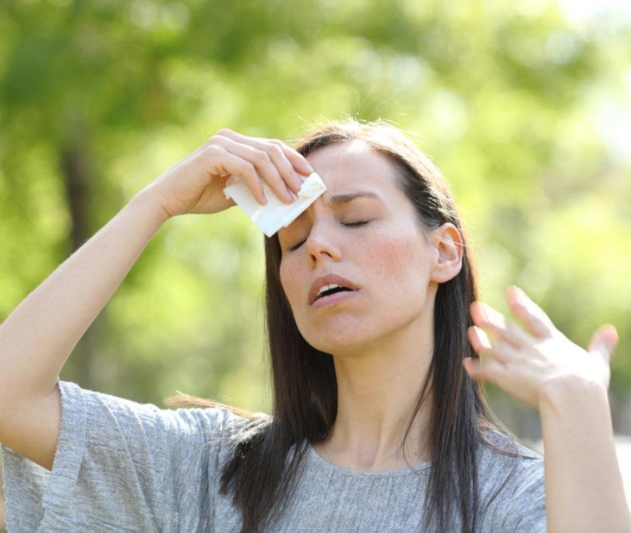Esaurimento da Calore: Cos'è, Sintomi, Come Prevenirlo