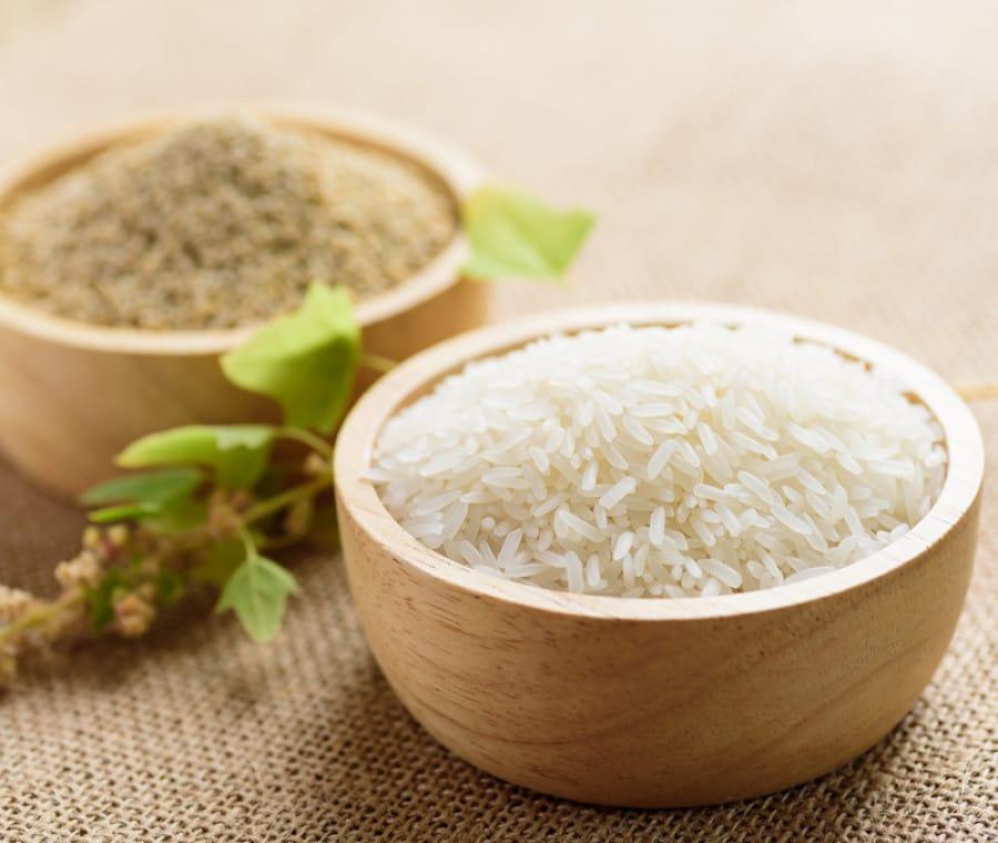 Quinoa e Riso: qual è il più salutare?