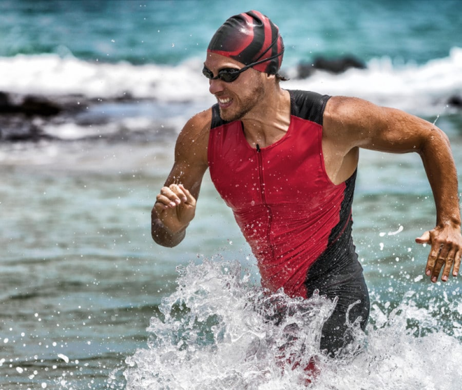 Allenarsi in Acqua: Esercizi da fare al Mare