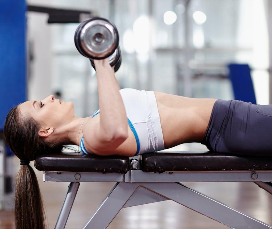 Esercizi con Manubri per Rafforzare i Muscoli della Schiena