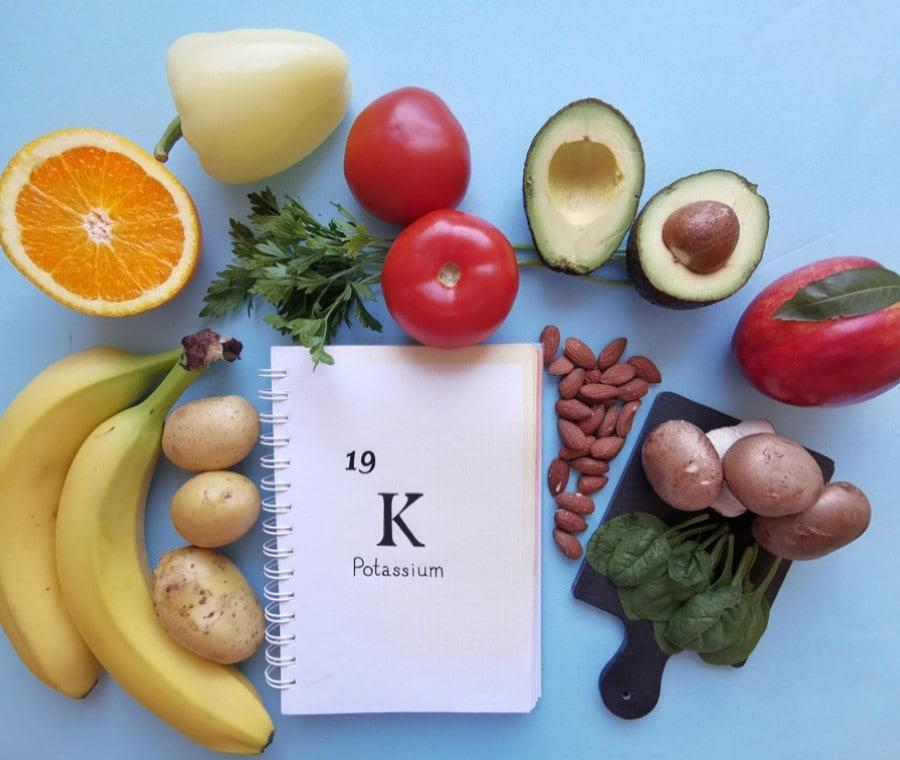 Dieta Ricca di Potassio