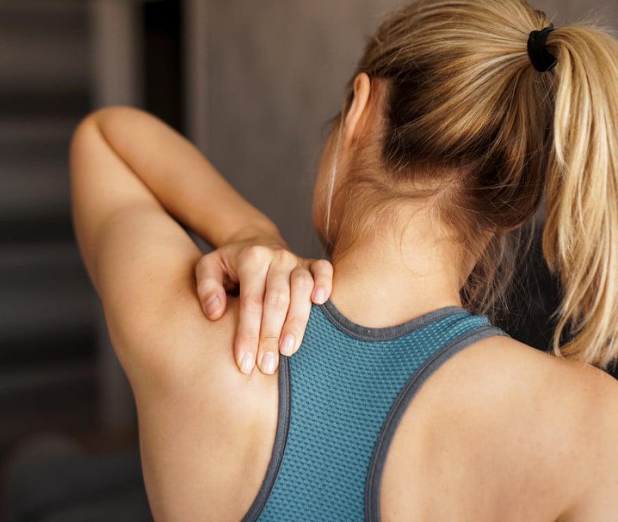 Esercizi di Pilates per mal di collo, schiena e ginocchia