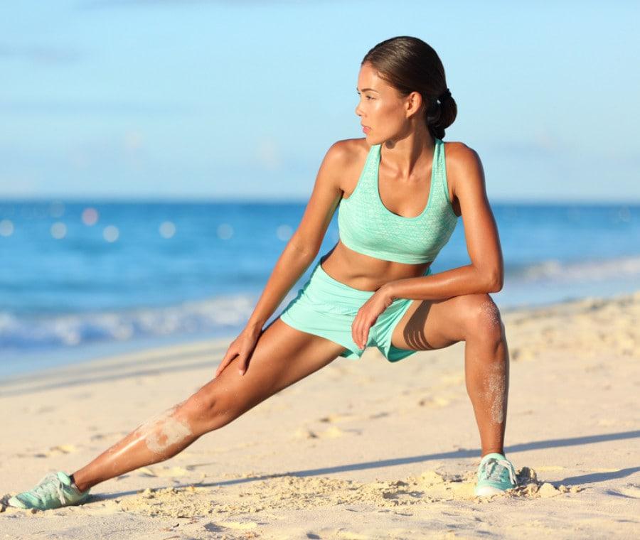Allenamento in Spiaggia: Programma Completo