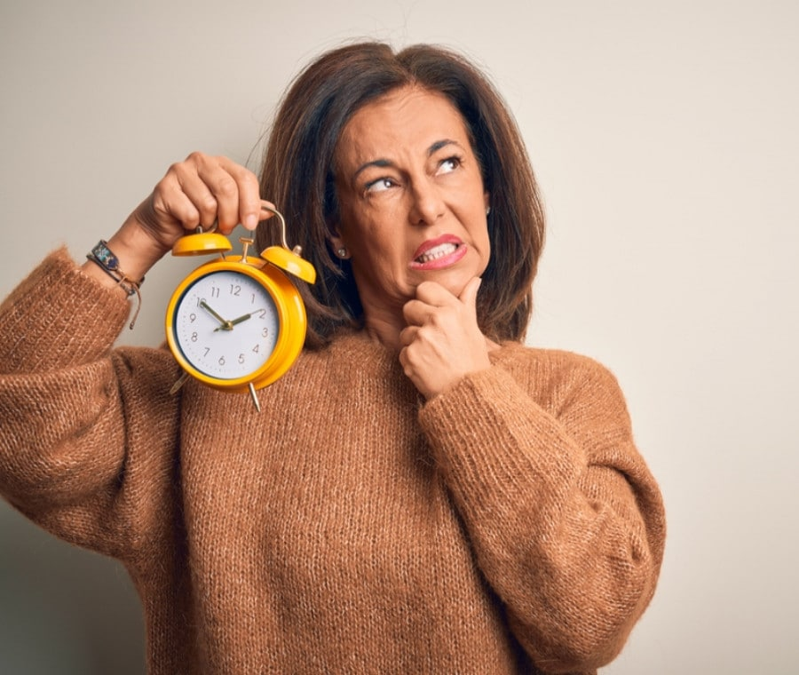 Menopausa Tardiva: Cause e Sintomi