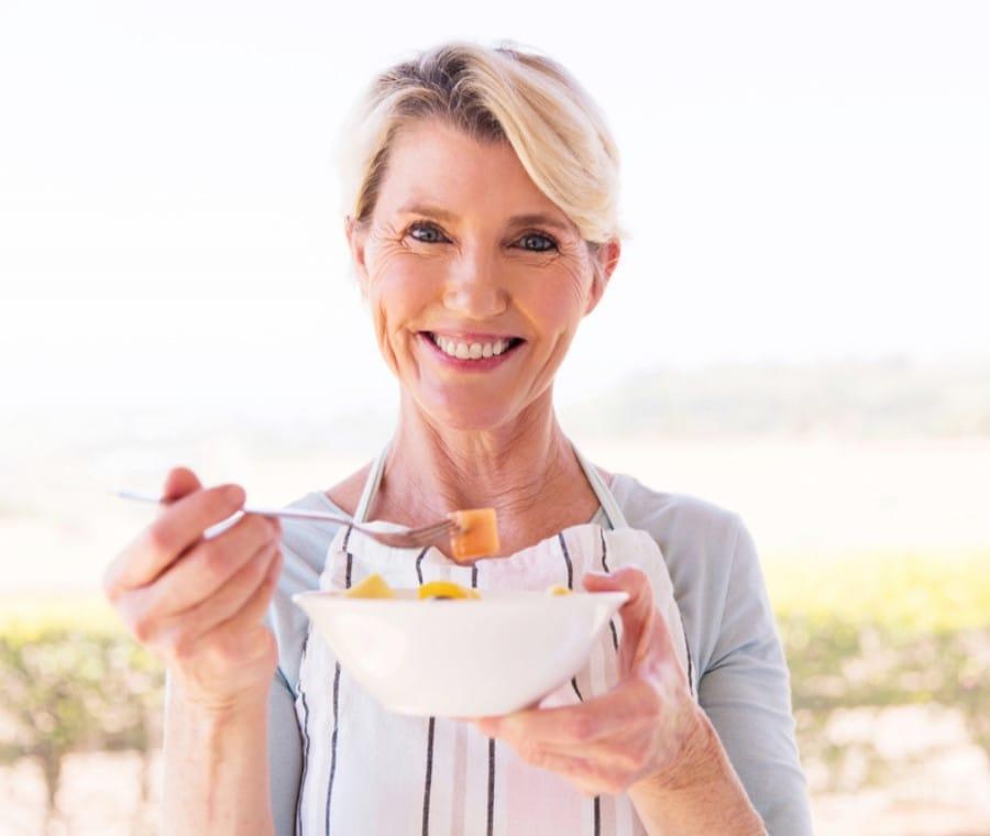 Esempio Dieta in Menopausa